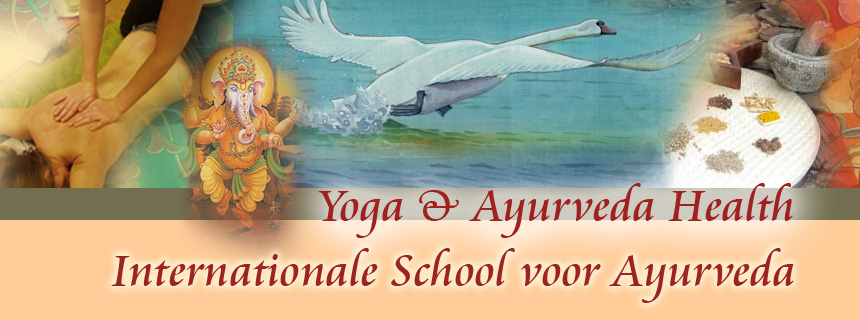 Yoga & Ayurveda Header